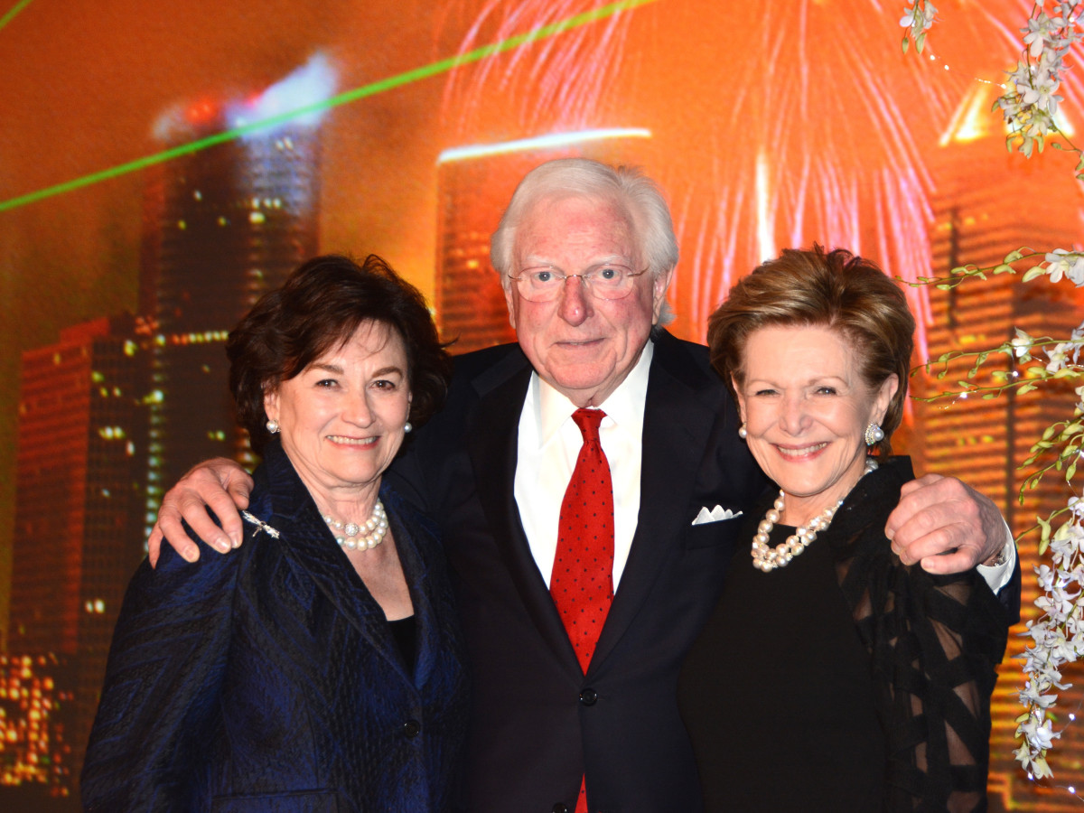 News, Houston Treasures, Dec. 2015, Linda Gayle White, Mark White, Barbara Hurwitz