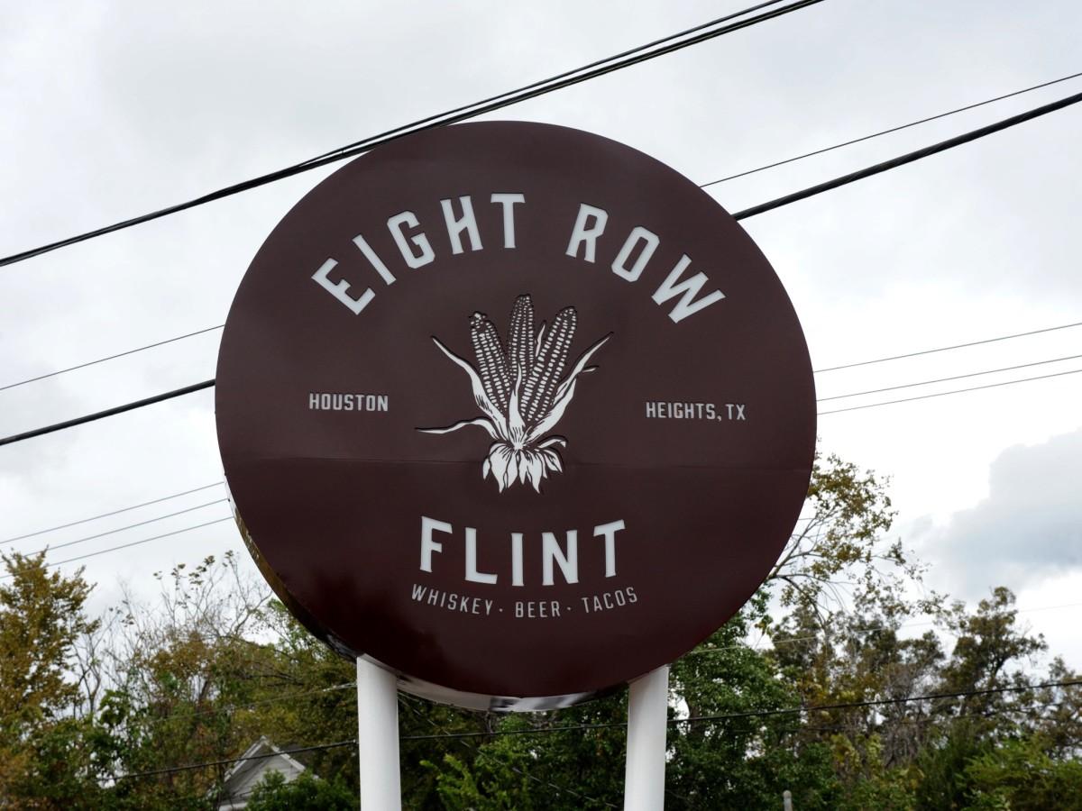 8 Row Flint