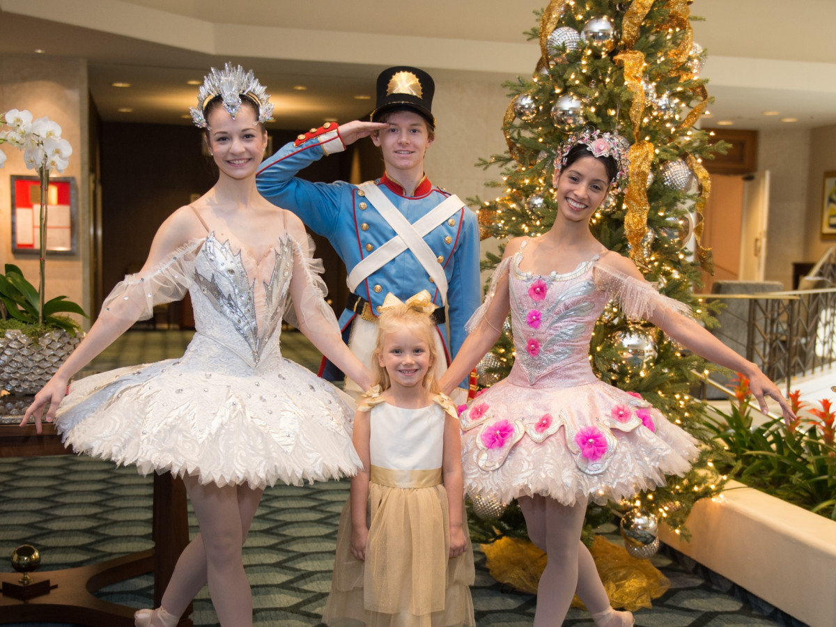 News, Houston Ballet Kingdom of Sweets , Dec. 2015, Kate Zdeblick