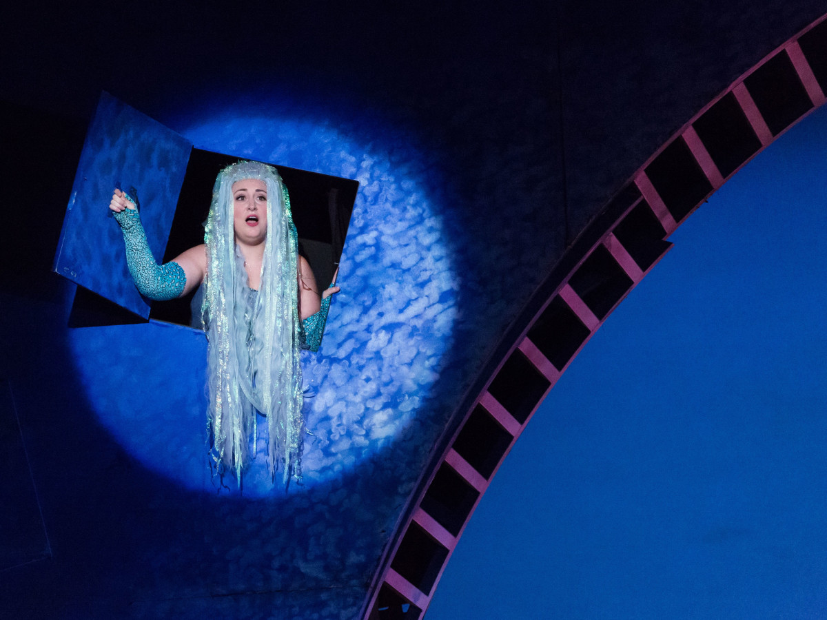 Houston Grand Opera The Little Prince Water