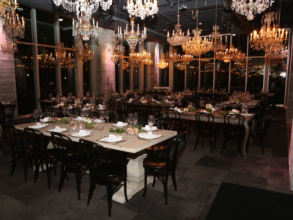 News, Equinox Opening Dinner, Dec. 2015, The Dunlavy