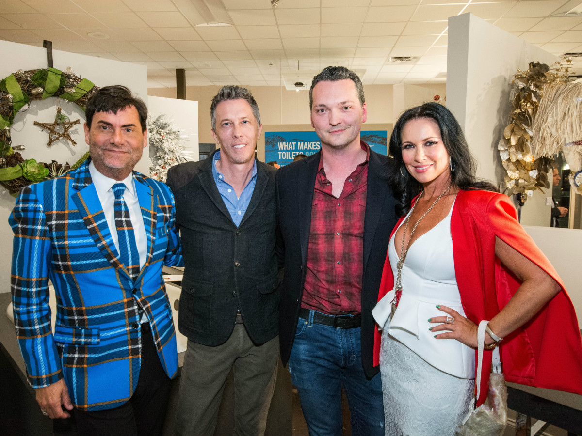 Steve Kemble, Tommy Walker, Chad Collom, LeeAnne Locken