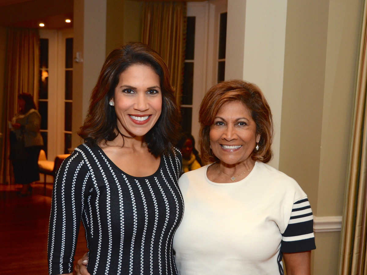 Houston, Dress for Success A Night Out Event, November 2015, Rachel McNeill, Monica McNeill.