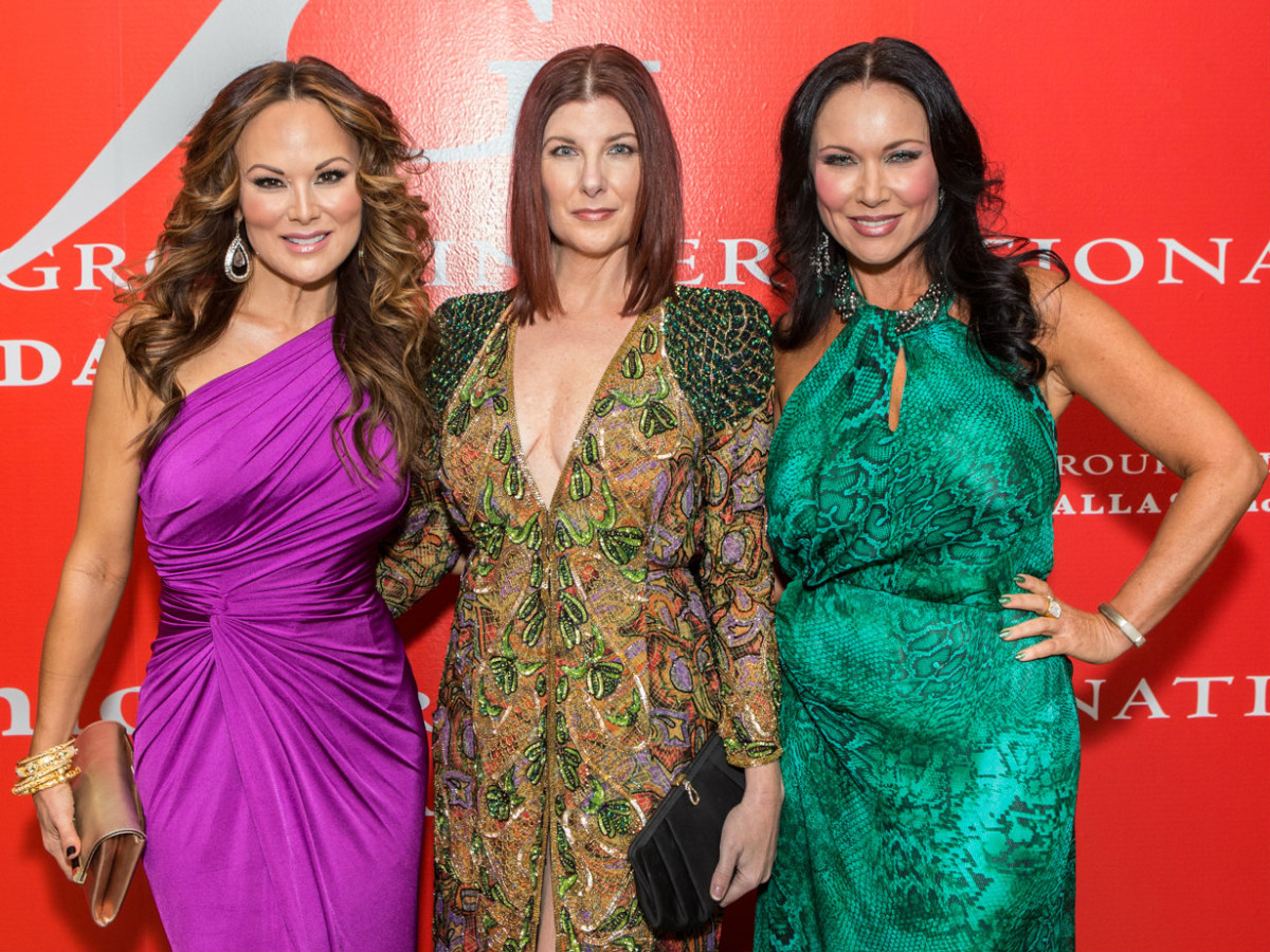 Tiffany Hendra, Cynthia Smoot, LeeAnne Locken