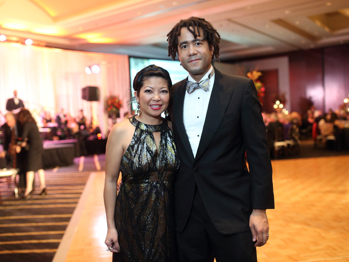 News, Shelby, Women's Home gala, Nov. 2015, Tina Zulu, Josh Zulu