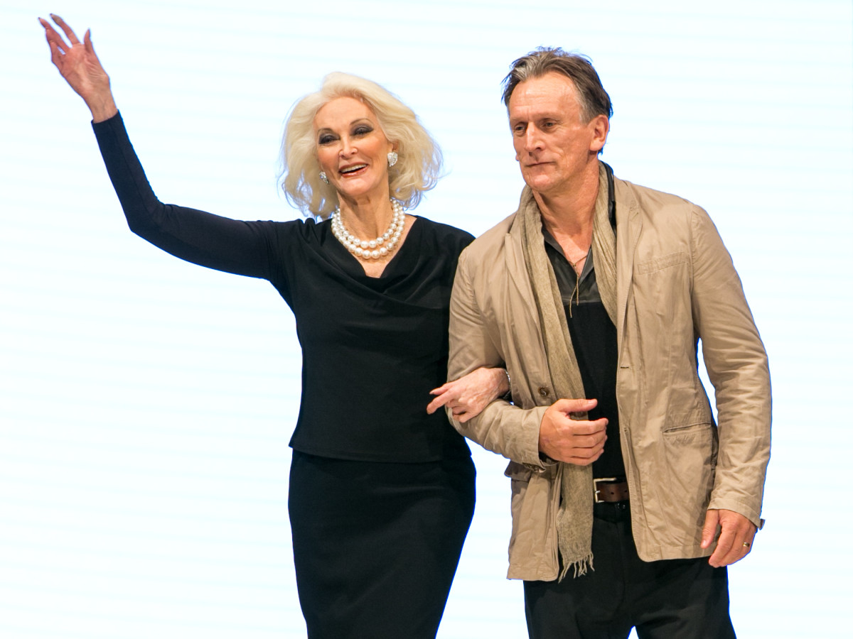 Heart of Fashion Carmen Dell'Orifice Peter Cohen