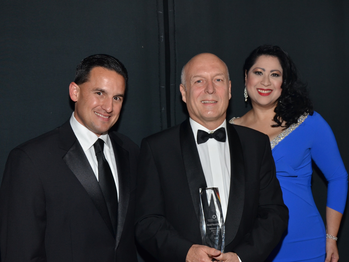 News, Shelby, Hispanic Chamber gala, Nov. 2015, Armando Perez, Laura Murillo, Manolo Sanchez