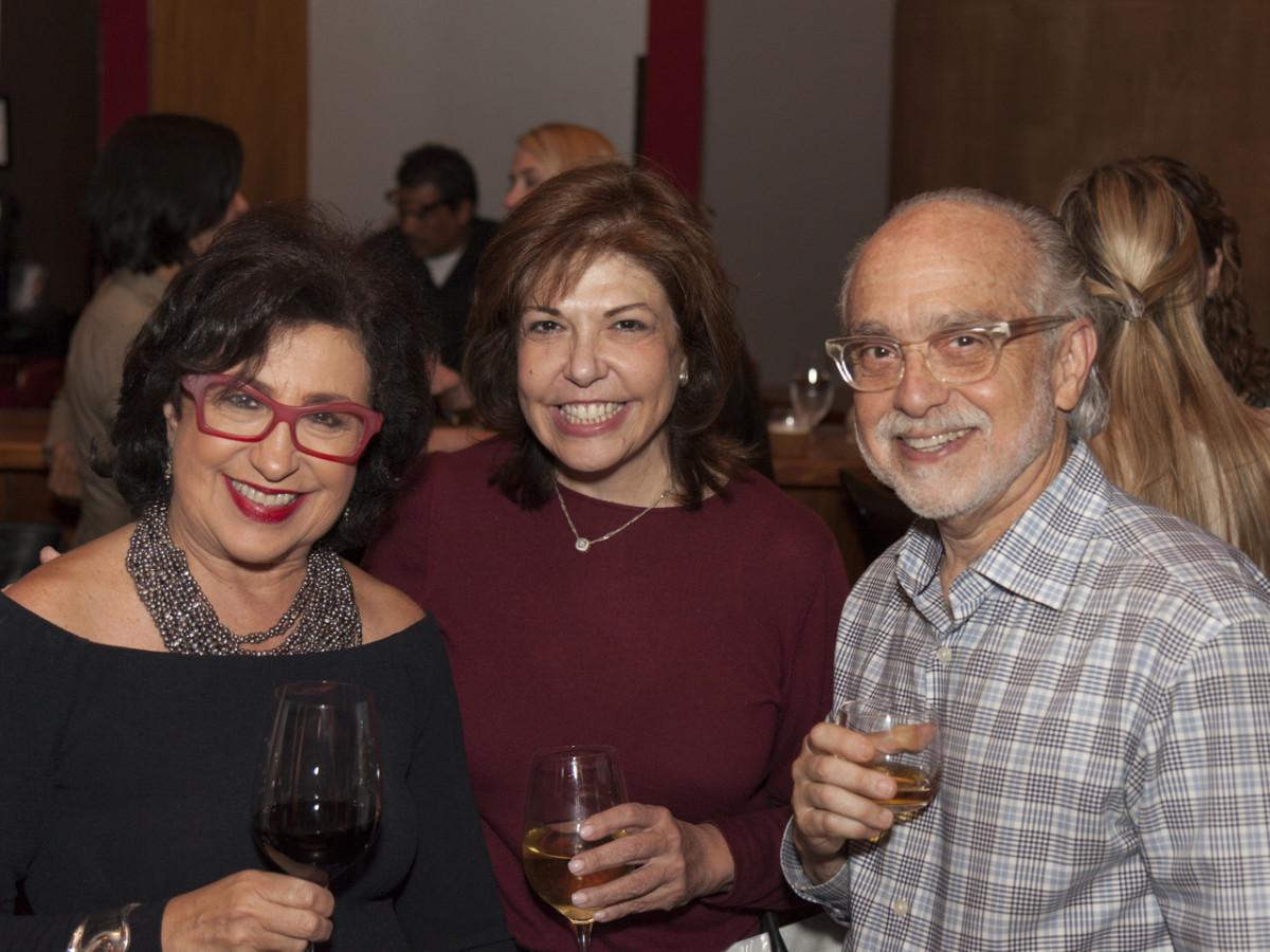 Oops 20s Party Roz Pactor, Deborah Kaplan, Alan Pactor