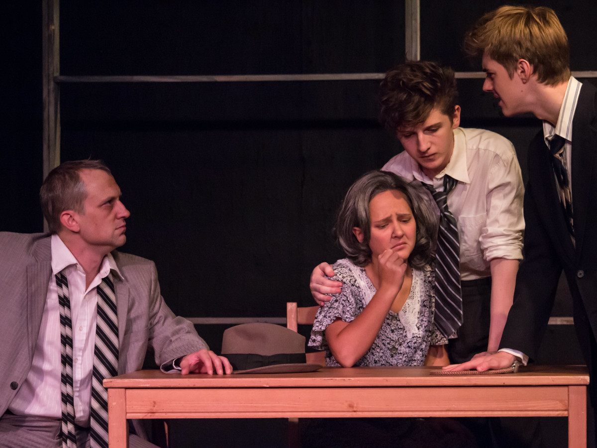 Death of a Salesman at Fun House