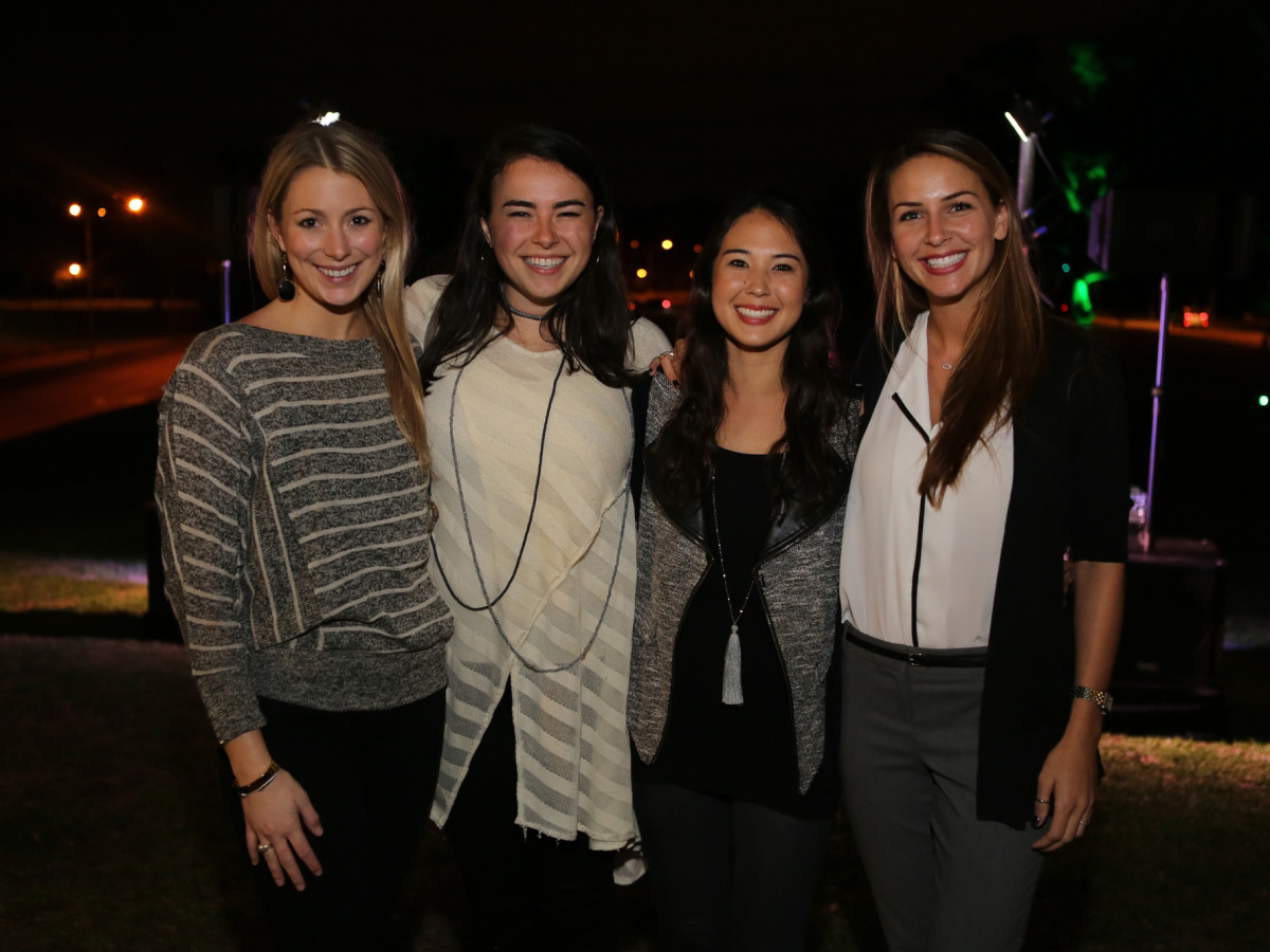 News, Shelby, Urban Wild Bridge Bash, Nov. 2015, Kelly Koenig, Leslie Brown