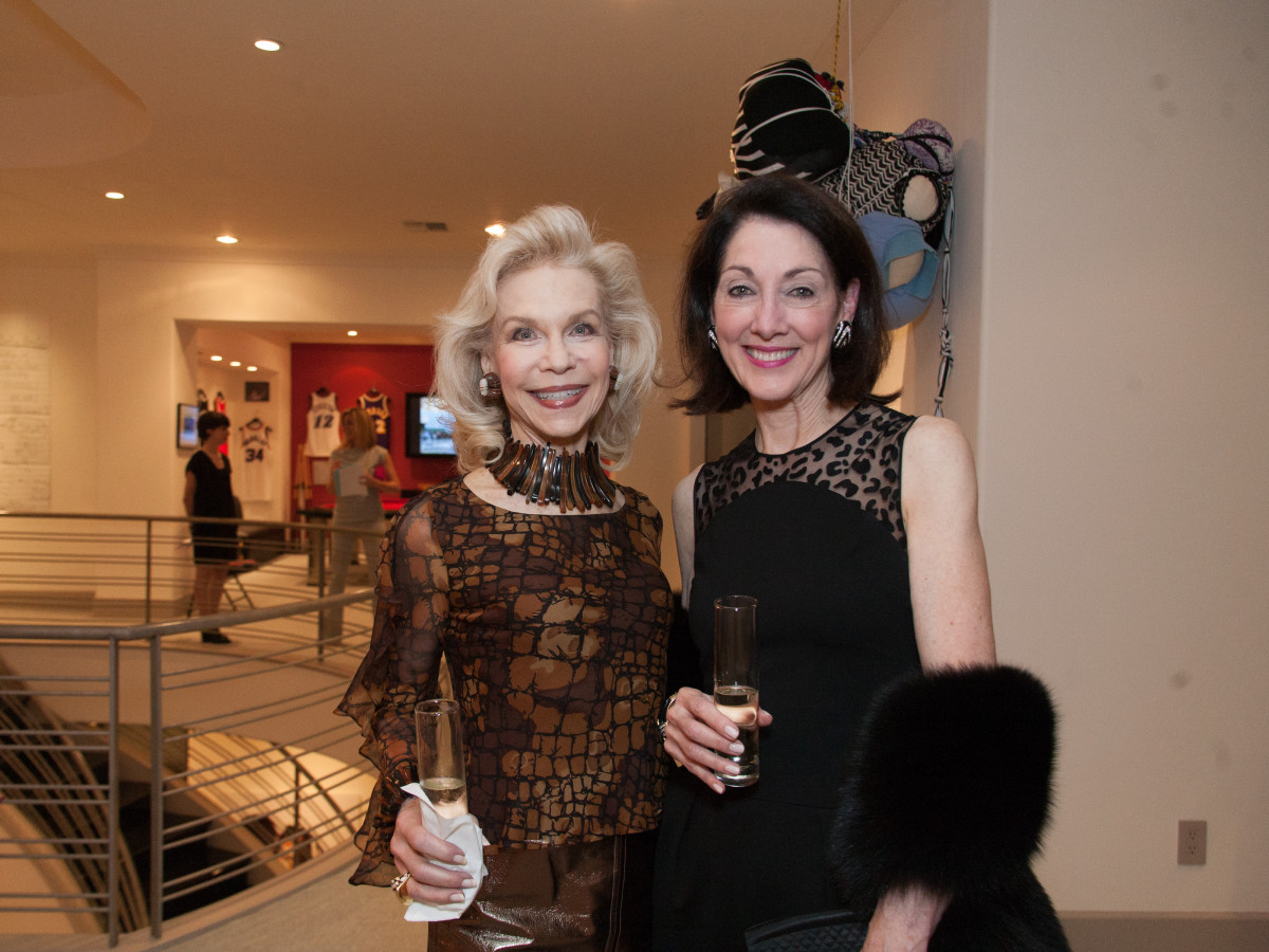 News, Shelby, CAMH Another Great Night, Nov. 2015, Lynn Wyatt, Susie Criner