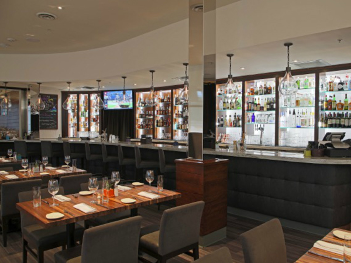 Dish Preston Hollow interior