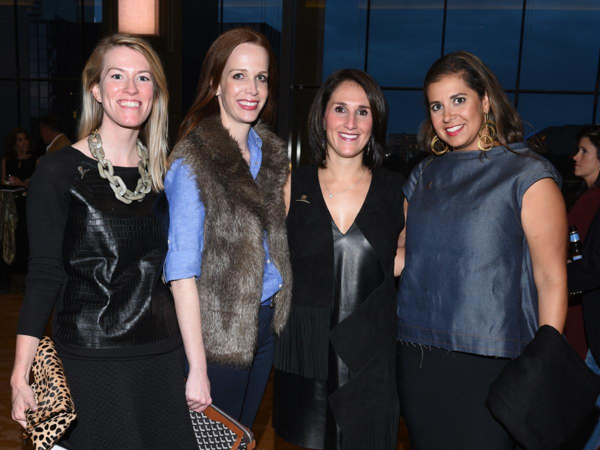 Kelly Donohue, Stephanie Fox, Isabell Novakov, Lana Constantine