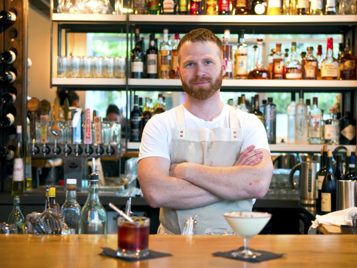 Emmer and Rye 2015 Austin restaurant bar manager Adam Stellmon