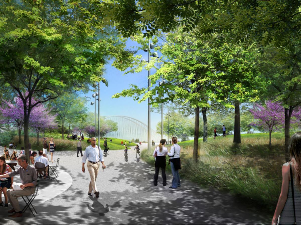 Trinity River Park