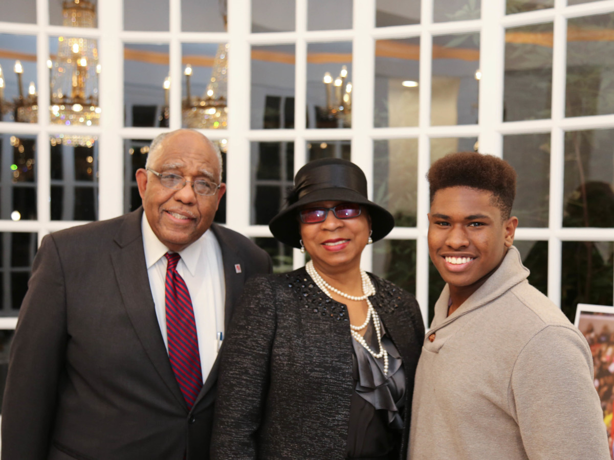 News, Shelby, Simone Biles reception, Nov. 2015,Vernus Swisher, Alma Swisher, Vincent Swisher