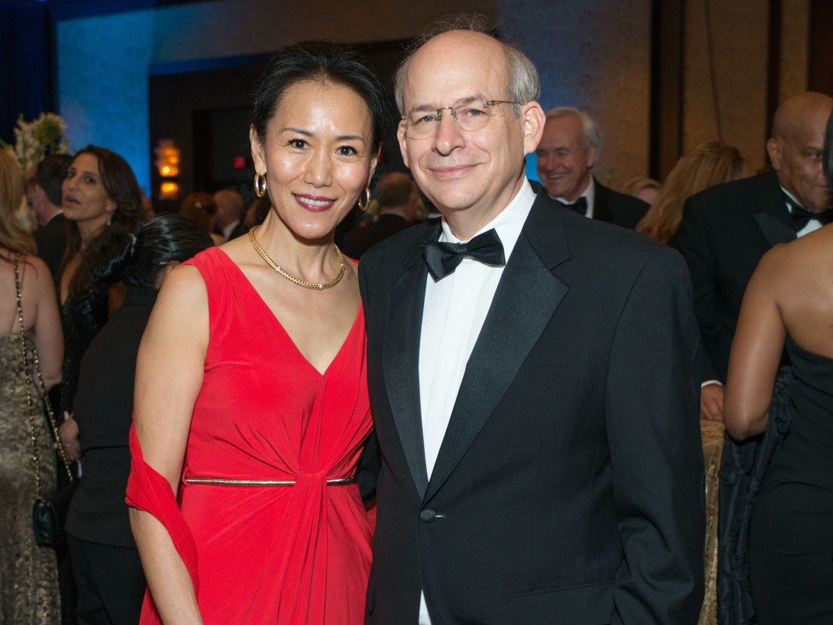 News, Shelby, UNICEF gala, Nov. 2015,  Y. Ping Sun, David Leebron