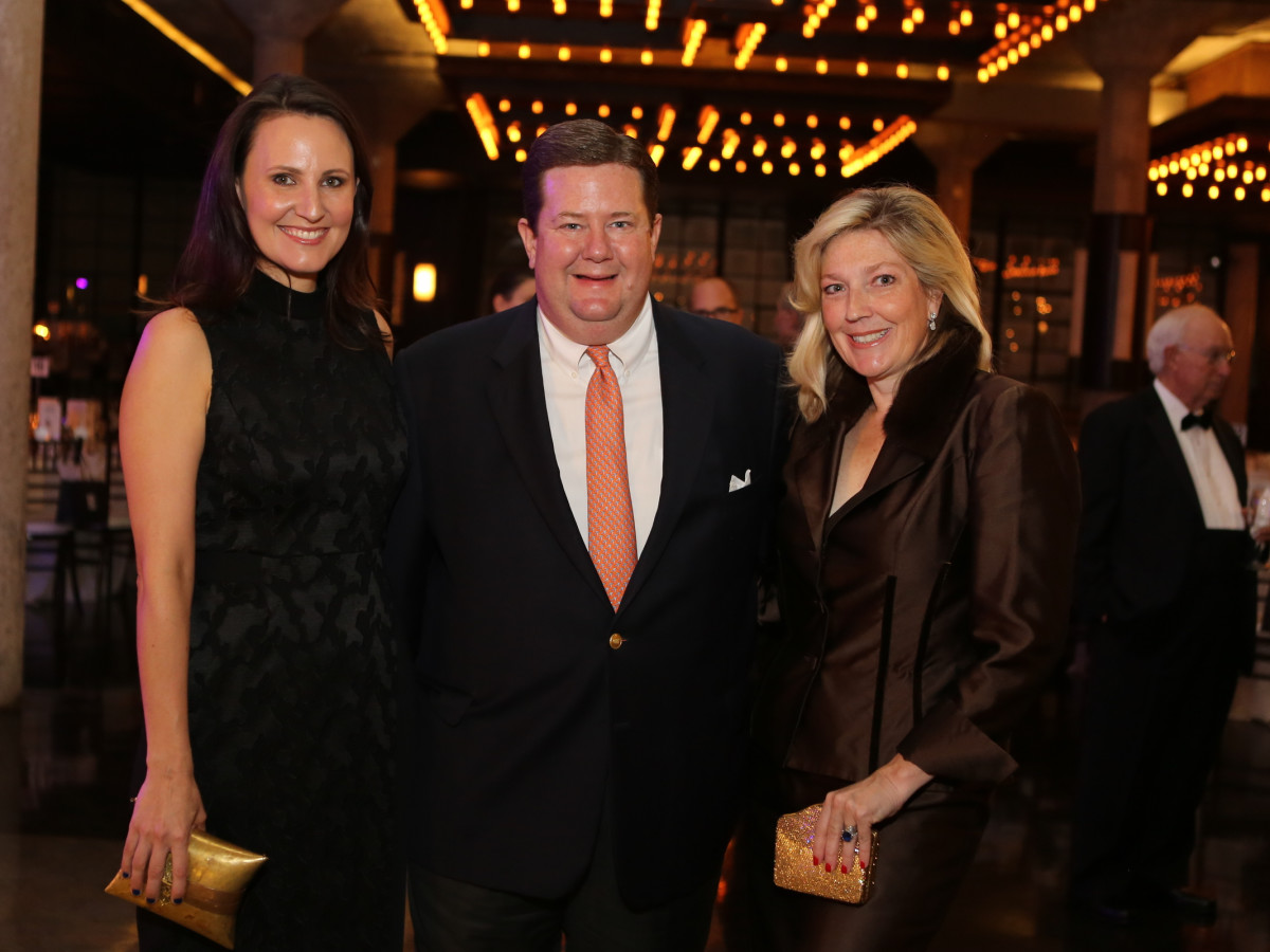 News, Shelby, Catwalk for a Cure, Nov. 2015, Kate Stukenberg, Jeff Smith, Kathryn Smith