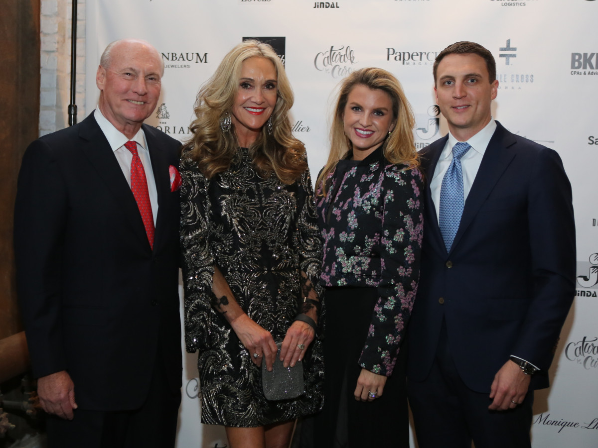 News, Shelby, Catwalk for a Cure, Nov. 2015, Scotty Arnoldy, Jana Arnoldy, Lindley Arnoldy, Jason Arnoldy