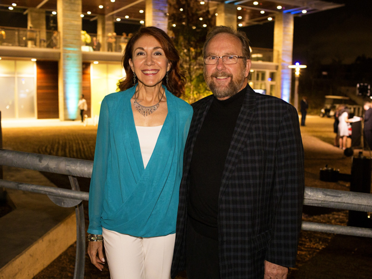 News, Shelby, Buffalo Bayou Partnership gala, Nov. 2015, Edna Ramos, John Cryer