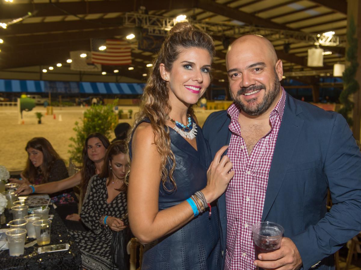 News, Shelby, Haras Cup, Nov. 201Gabriela Barradas, Armando Barradas.jpg