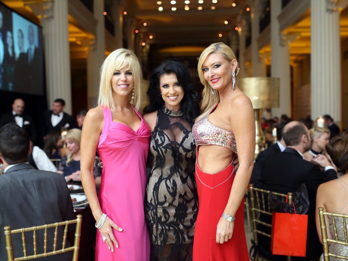 Houston, Jamies Hope Gala, October 2015, Amy West, Lois de Armas, Angela Lipsey