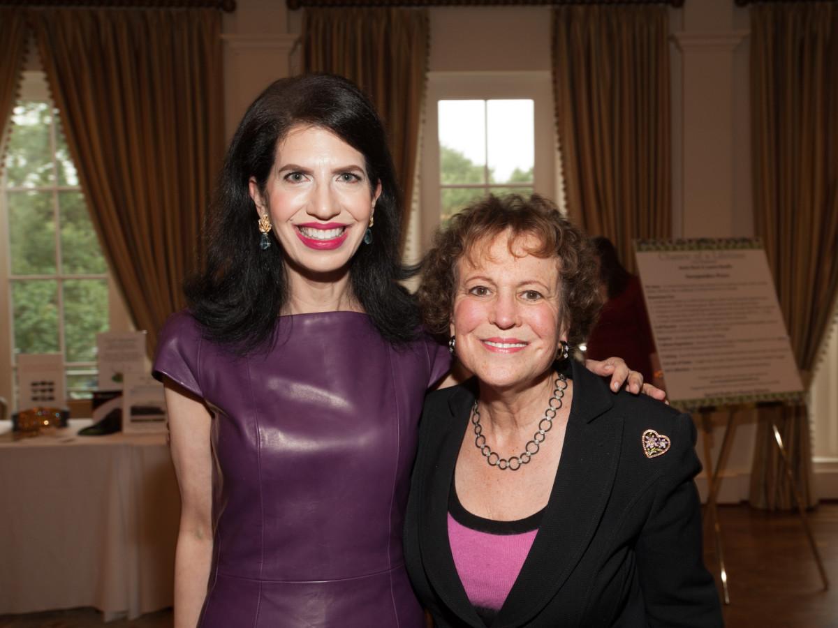 News, shelby, Foundation for Teen Health luncheon, Oct. 2015, Kelli Cohen Fein, Regina Rogers