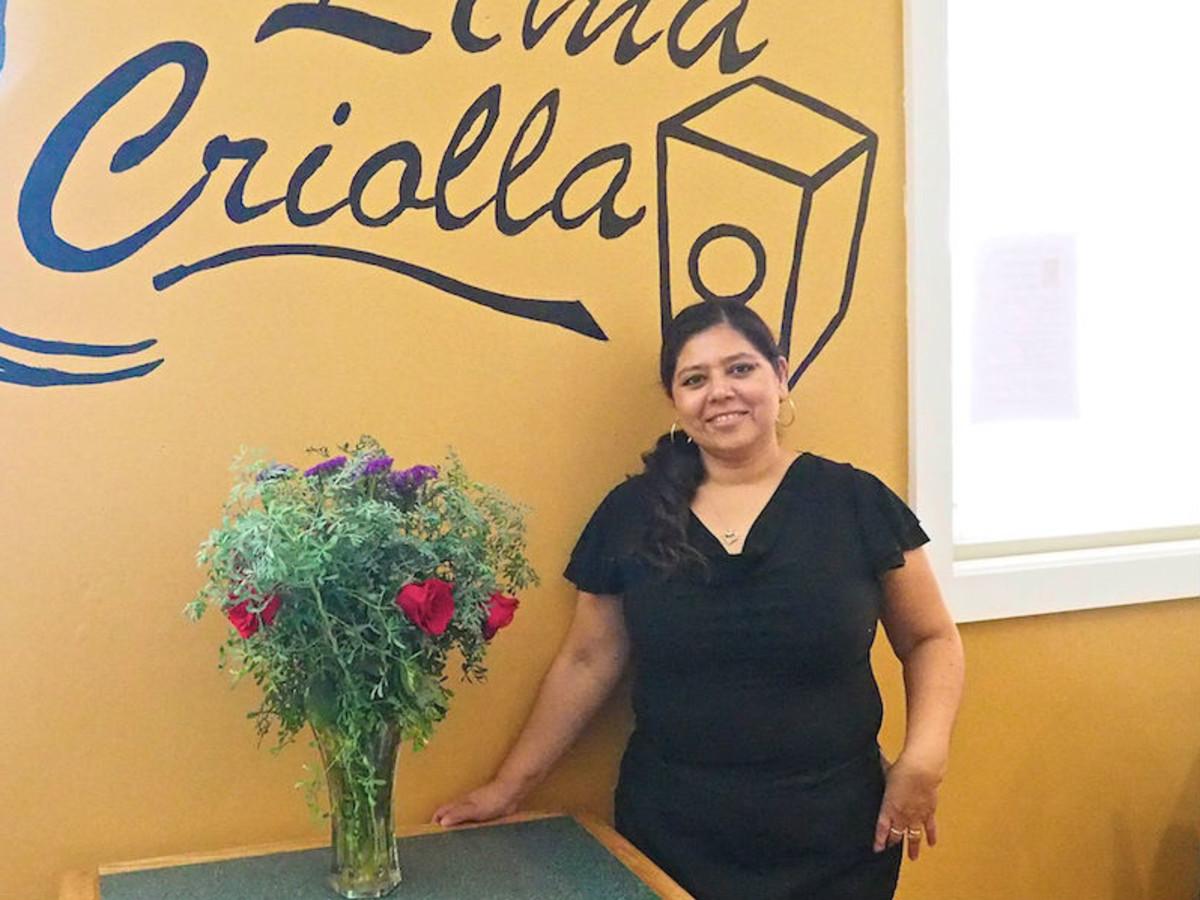 Lima Criolla Susana Osorio