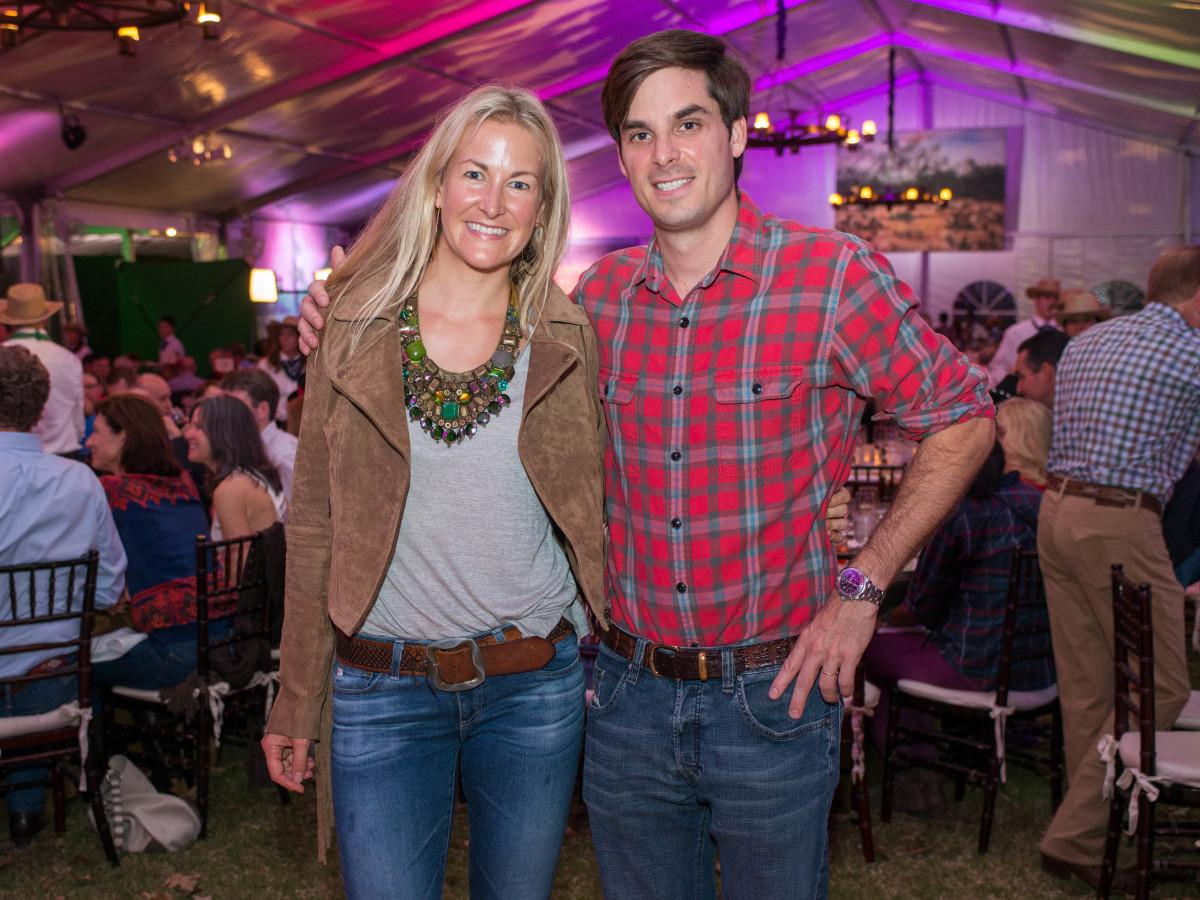 News, Shelby, Nature Conservancy gala, Oct. 2015, Melissa Tuckerman, Oliver Tuckerman