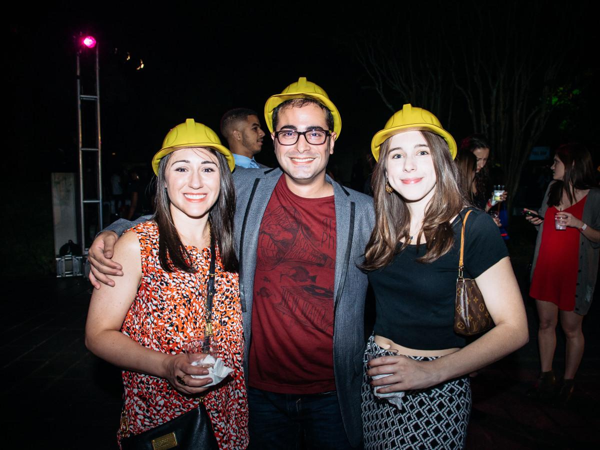 News, Shelby, MFAH Mixed Media, Oct. 2015, Ali Lichty, Hadi Shams, Alexandra Alonso