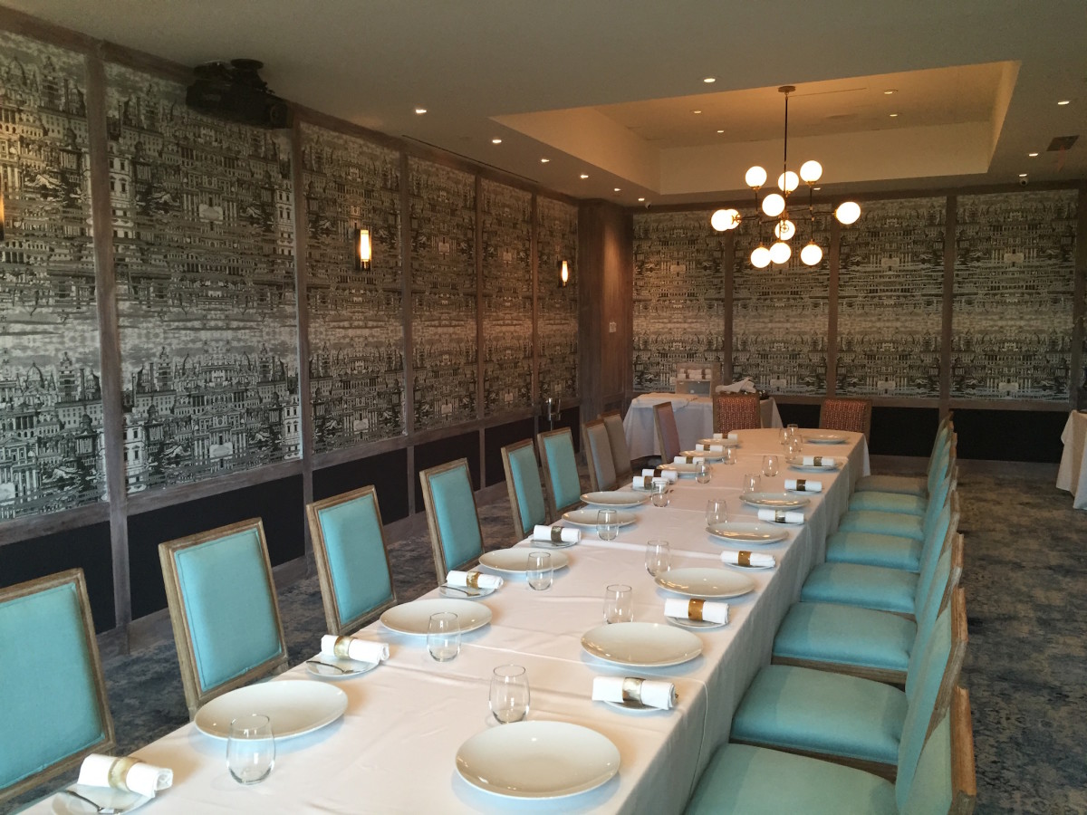 La Table private dining
