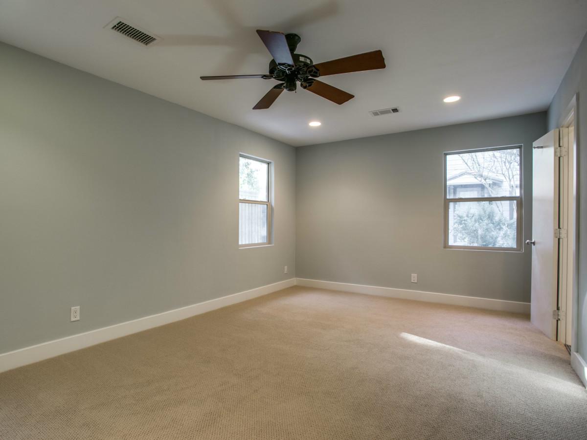 Bedroom at 3820 Shorecrest Dr. in Dallas