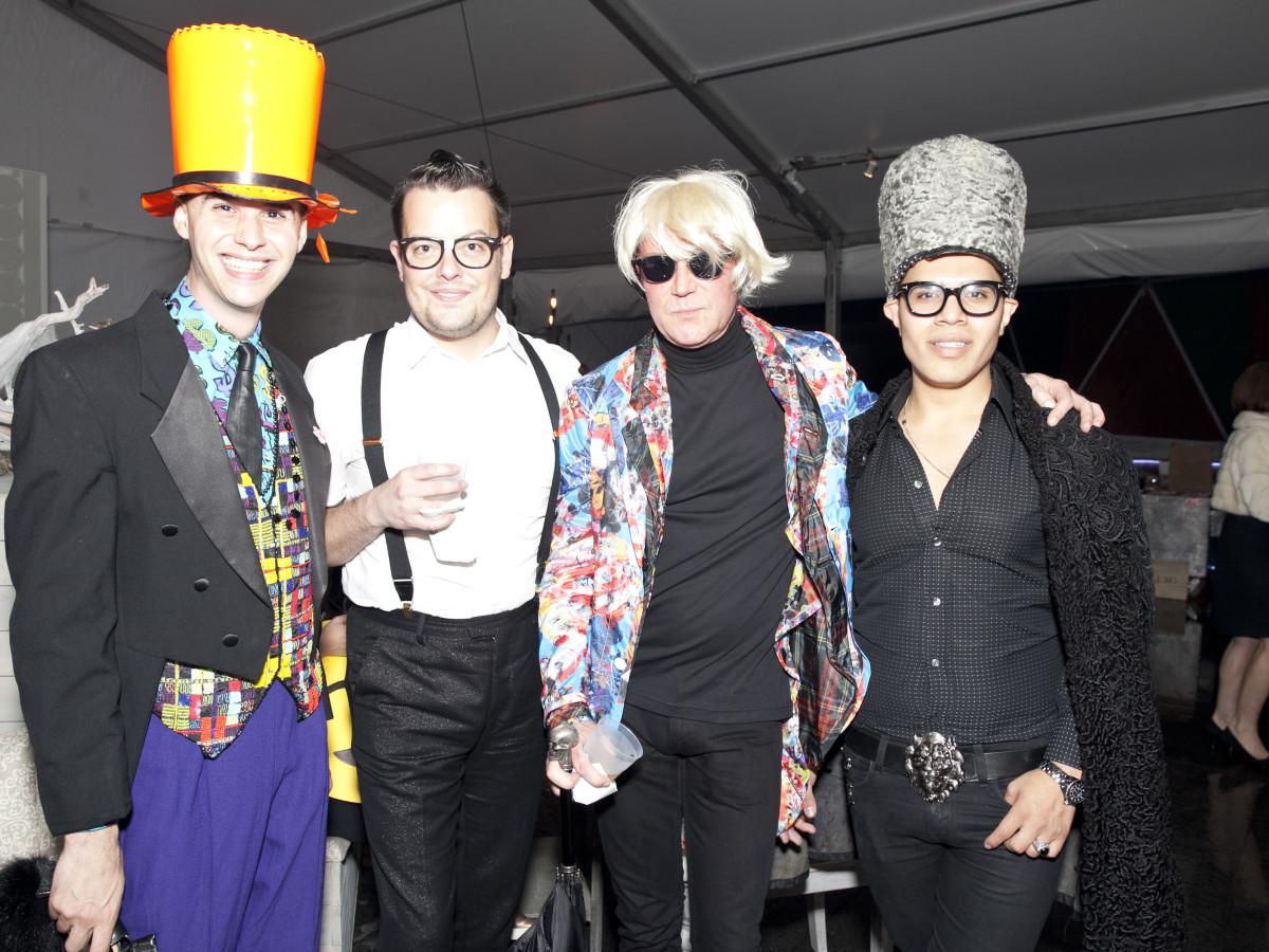 Joseph Steffen, Kennedy, Rob Dailey, Dan Rodriguez