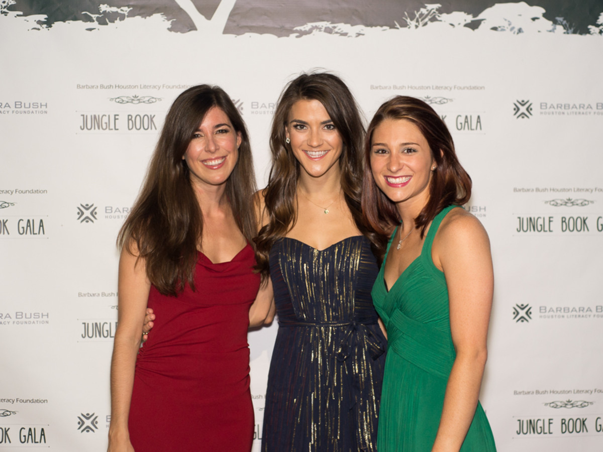 News, Shelby, Barbara Bush Literacy YP gala, Sarah Perkins, Angela Scioli, Morgan Relyea