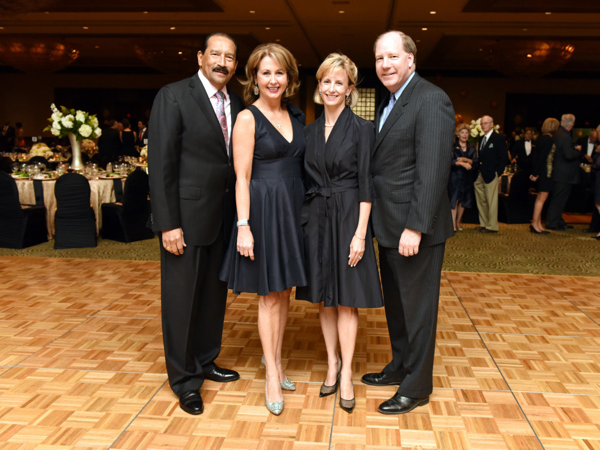 Houston, SER job for progress, October 2015, Michael and Ileana Trevino, Christine and David M Underwood Jr.