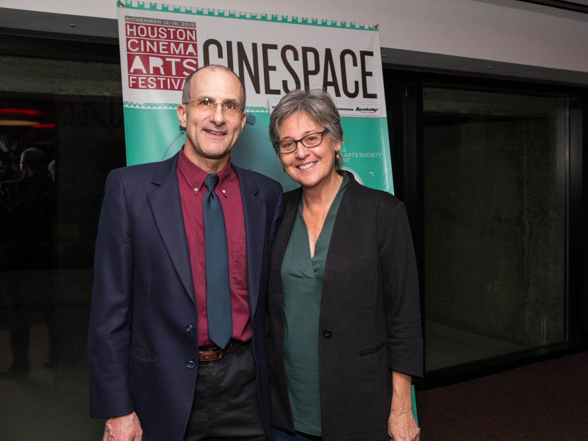 Houston, Houston Cinema Arts Festival Announces Lineup, October 2015, Don Pettit, Micki Pettit