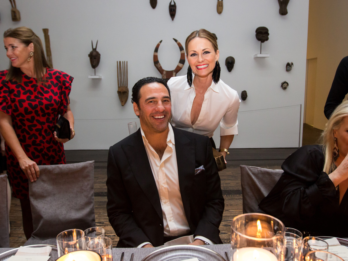 Tom Ford dinner Javier Loya, Lucinda Loya