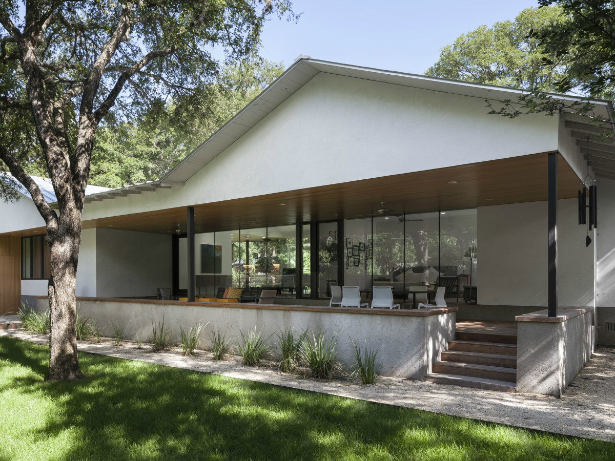AIA Austin Homes Tour 2015 Nick Deaver exterior