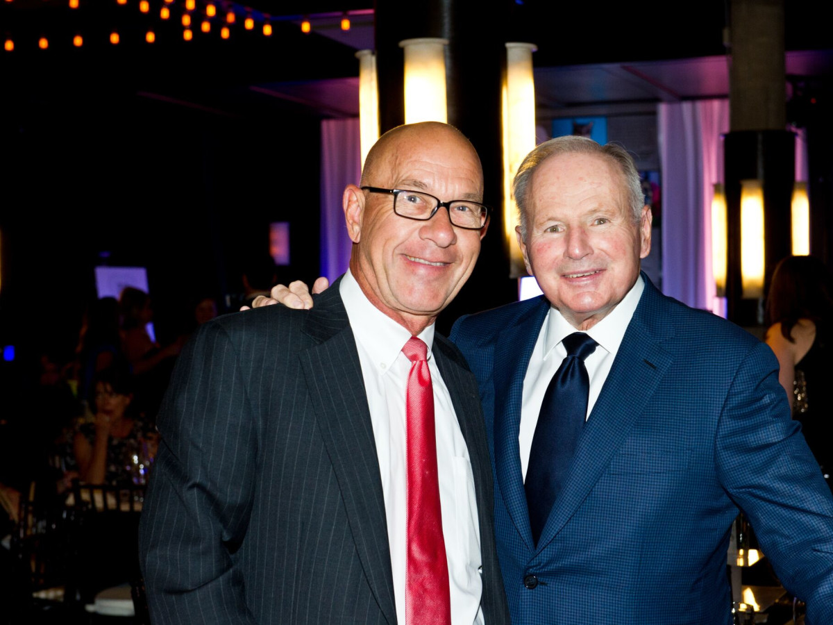 Houston, Friends for Life Among Friends gala, October 2015, Senator John Whitmire, Don Sanders