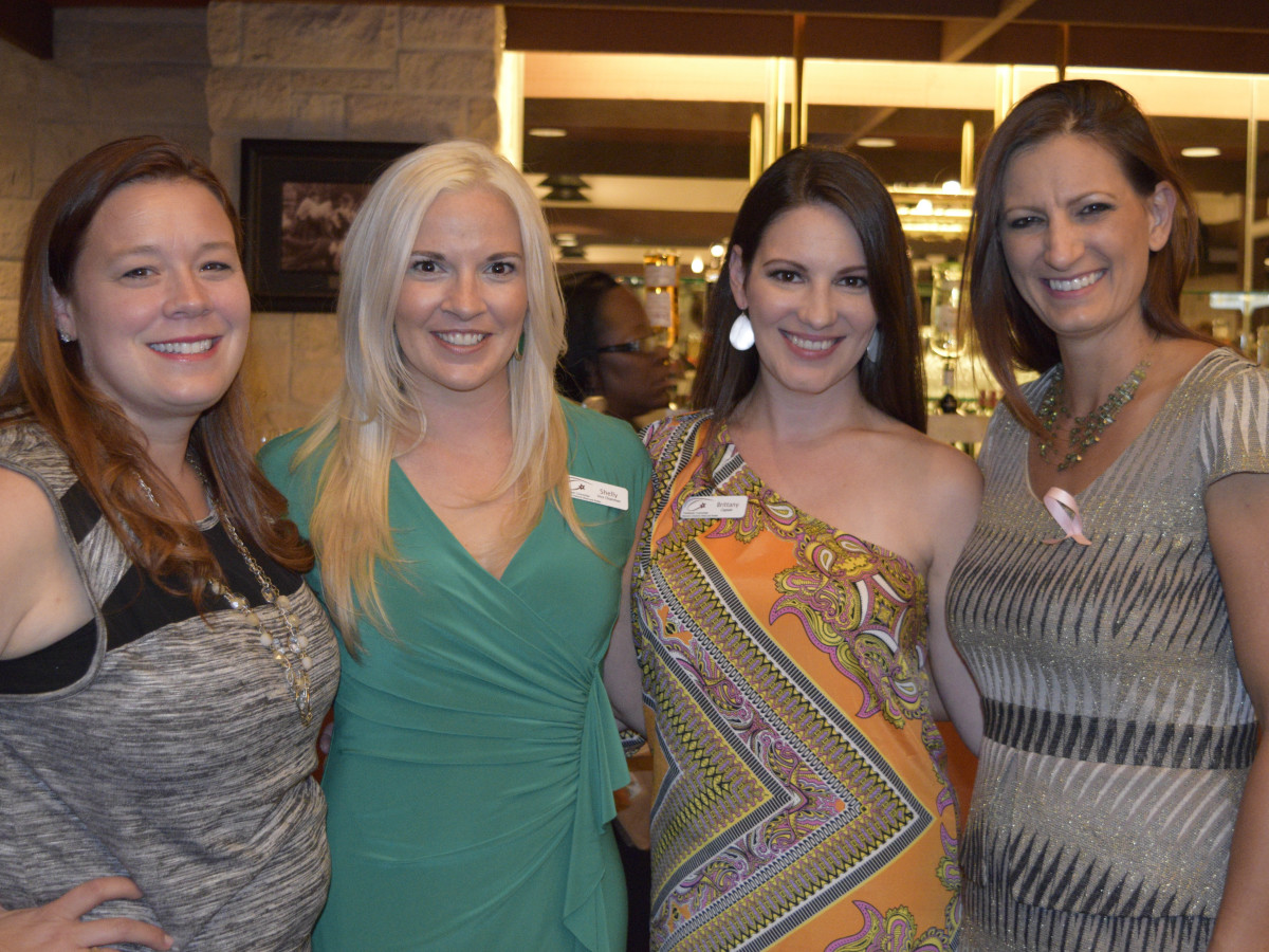 HLSR Trailblazers 2015 Lani Simonton, Shelly Brock, Brittany Kabel, Mandi Day