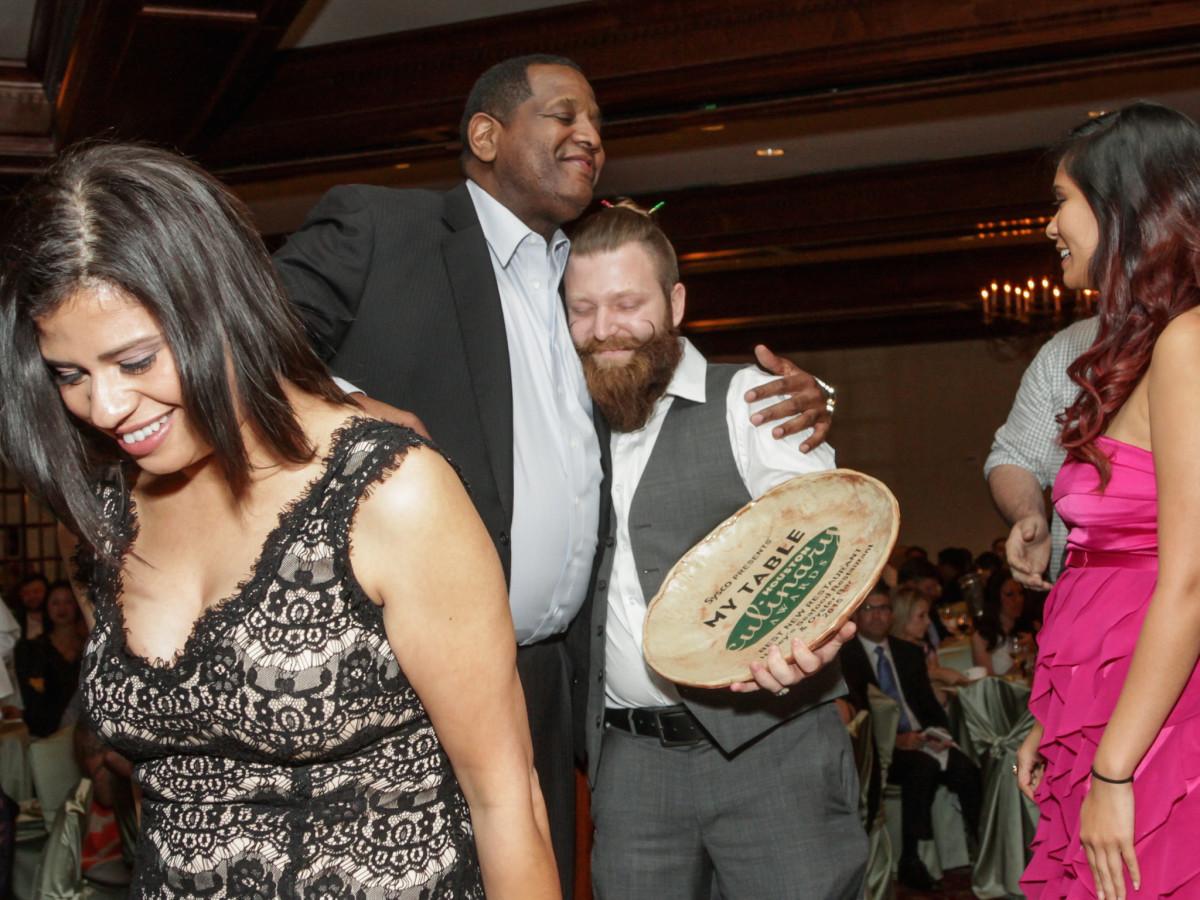 Houston Culinary Awards 2015 Mark Holley