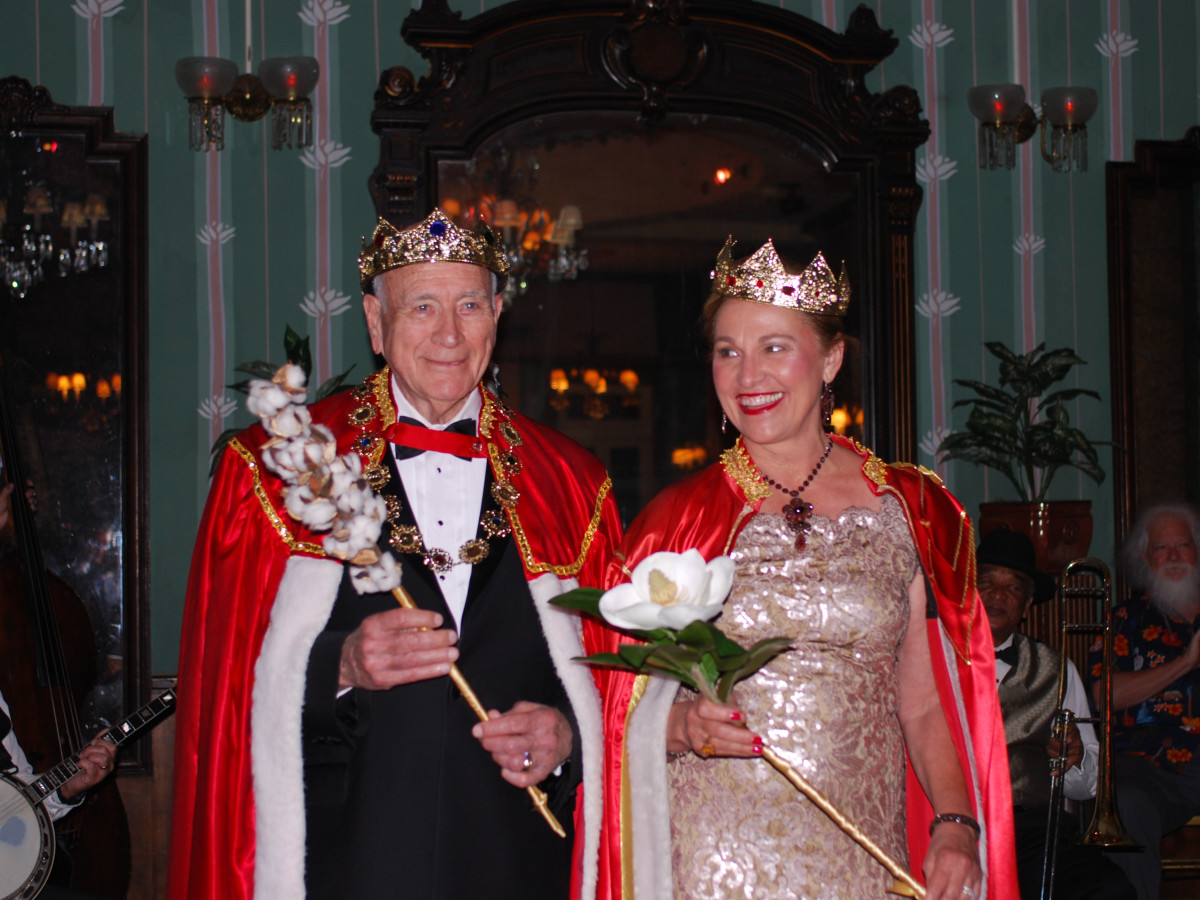 Houston, No-Tsu-Oh gala, September 2015, Truett Latimer and Minnette Boesel.