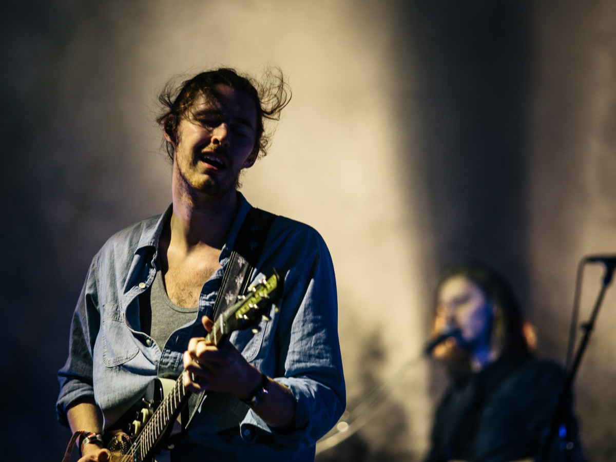 Austin City Limits Festival ACL 2015 Weekend One Day Three Hozier