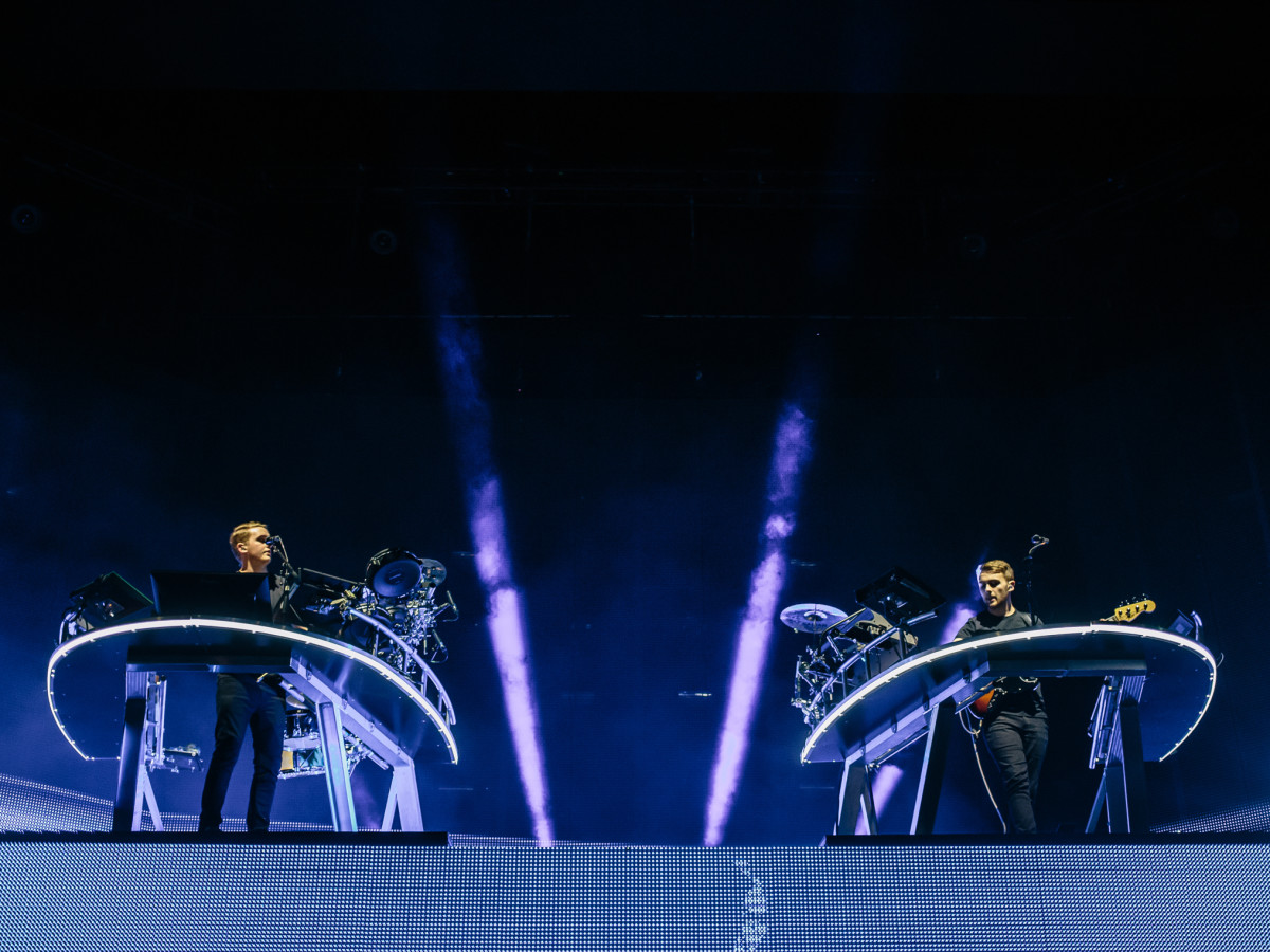 Austin City Limits Festival ACL 2015 Weekend One Day One Disclosure