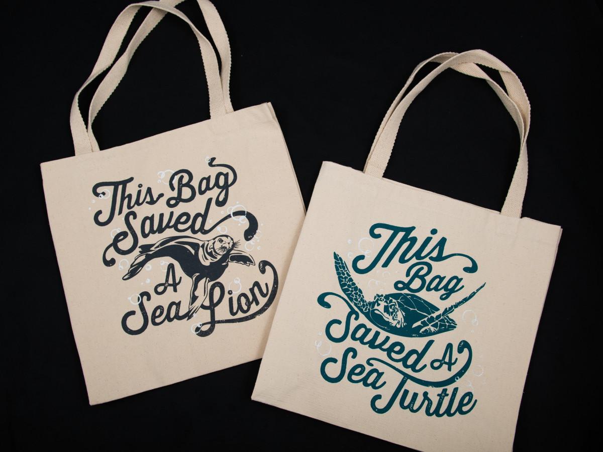 Houston Zoo bags