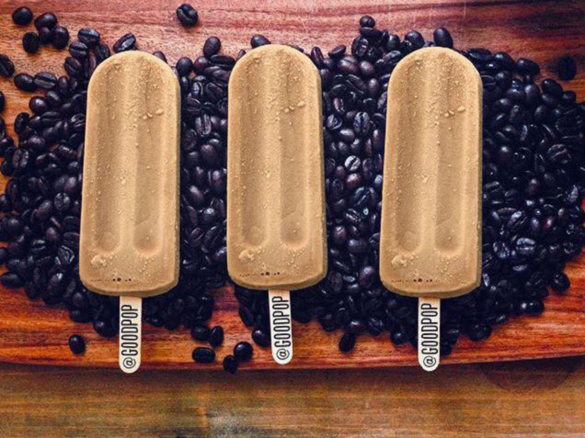 GoodPop Cold Brew Popsicles
