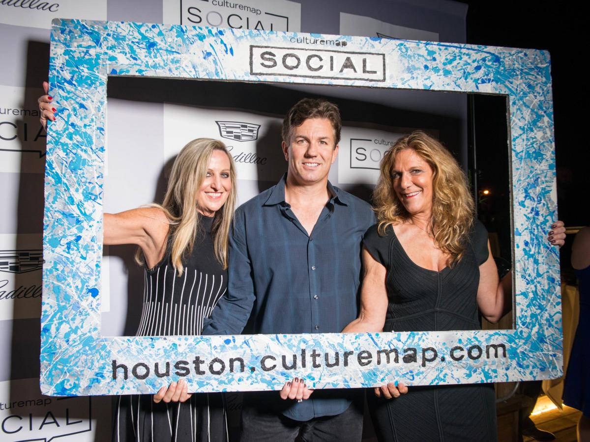 News, CultureMap Social, B&B Butchers, Sept. 2015  Lisa Jesse Blackwell, Peggie Pentecost