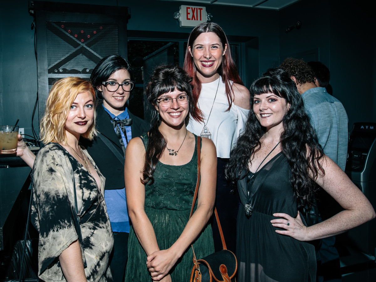 CultureMap Austin Social: Style Edition at the Belmont Amy Haley Jenny Gacy Frannie Brown Shelley Neuman Erin Freeman