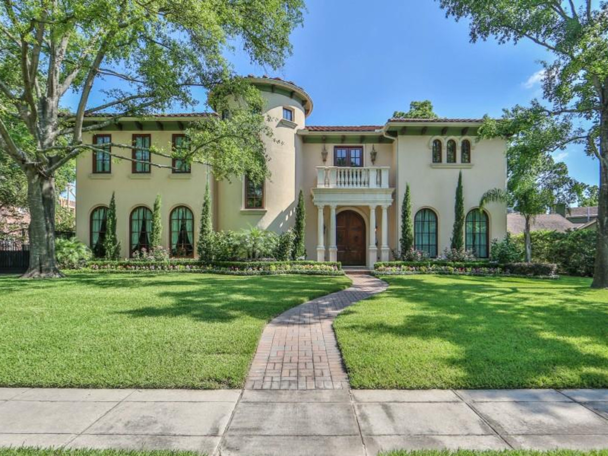 RENTCafe Most Expensive Rental Homes Texas September 2015 Houston house  2124 Looscan Lane 77019