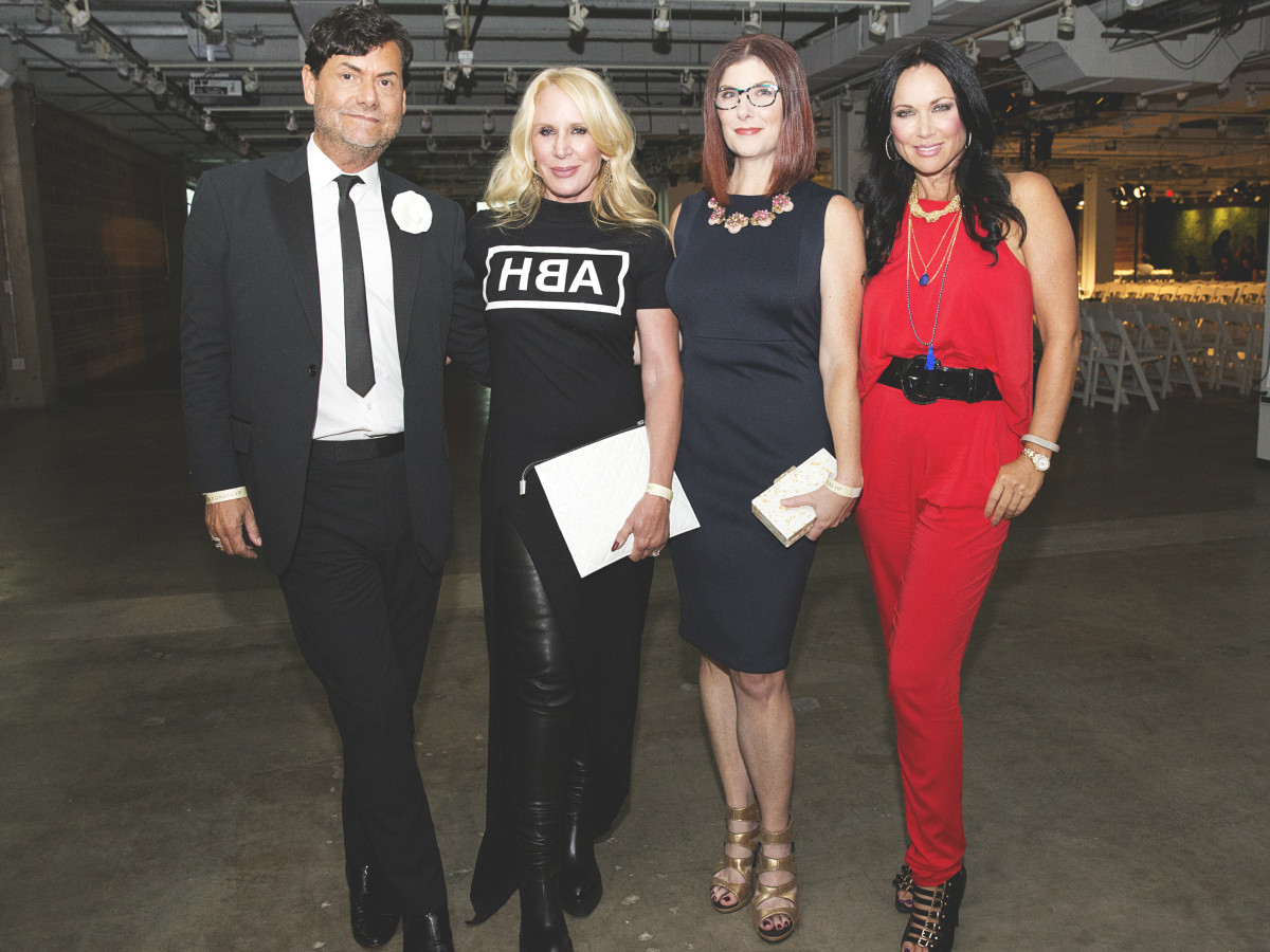 Steve Kemble, Heidi Dillon, Cynthia Smoot, LeeAnne Locken